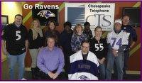 Chesapeake: Go Ravens!